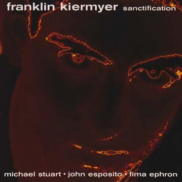 sanctificationsun album cover by franklin kiermyer