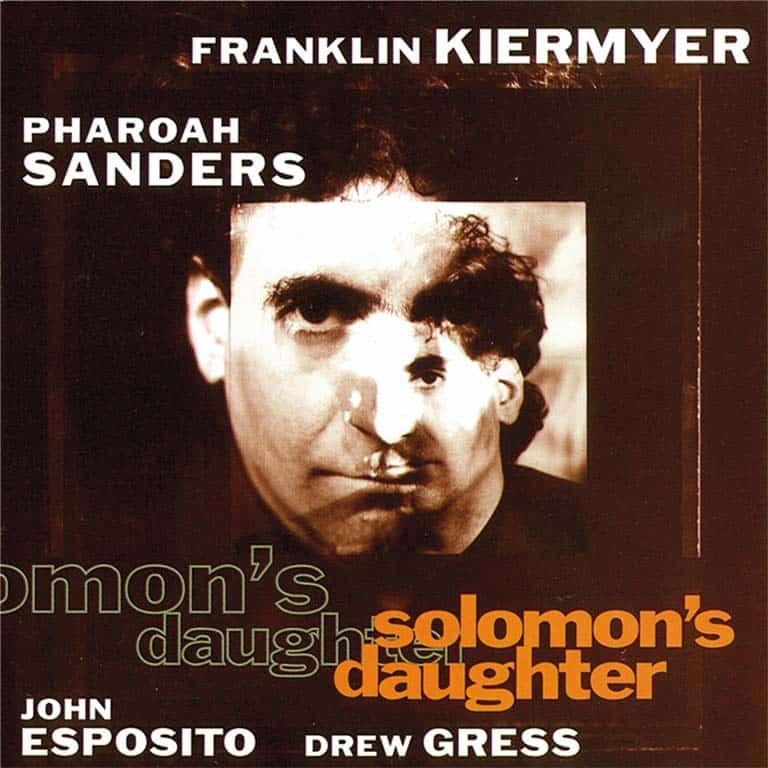 closer to the sun album cover by franklin kiermyer