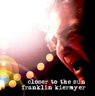 closer to the sun album cover by franklin kiermyer